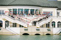 Große Gruppen bei Hochzeiten