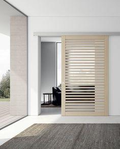 Modern Interior Door Designs for Most Stylish Room Transitions Contemporary Interior Doors, Door Design Interior, Modern Interior, Arched Doors, Sliding Doors, Door Dividers, Casa Loft, Barn Door In House, Separating Rooms