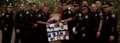 Teen Wears A Sparkling Dress to Prom, But Notice What The Cops Are Holding In Their Hands! - Likes