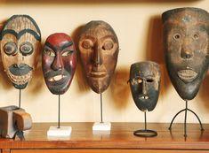 Indonesian Masks | Bali: The Top 15 Shops in Ubud | DestinAsian