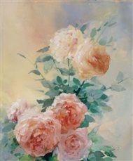 Willem  Haenraets - Floral nature III
