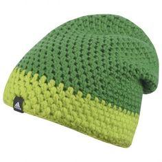 Adidas Czapka  Crotched Beanie F87924 Zielony