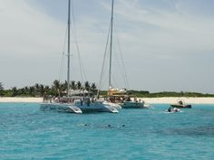 Prickly Pear Island - Beautiful little island.  Would go back here again for sure.