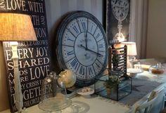 #decoracion - Decorar con relojes Home Appliances, Joy, Ideas, Wall, Home Decor, Google, Styling Tips, Decorating Tips, Industrial Style