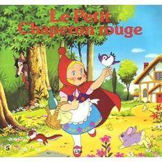 Le Petit Chaperon Rouge de jacob grimm