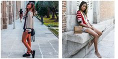 Mix of Colors and Patterns: 7 dias, 7 looks #173