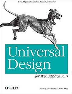 "Read ""Universal Design for Web Applications Web Applications That Reach Everyone"" by Wendy Chisholm available from Rakuten Kobo. Universal Design for Web Applications teaches you how to build websites that are more accessible to people with disabili. Learn Web Design, Free Web Design, Best Web Design, Learning Web, Web Technology, Web Application, Book Design, New Books, This Book"