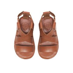 if I had a boy! Trendy leather sandal - Shoes - Baby boy - Kids - ZARA United States