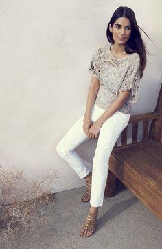 Visual Fashionist: Outfit semplici da giorno perfetti per l'Estate, come essere sempre belle e comode