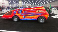 Carl Casper's Vanturian at the 2013 Louisville New Car and Custom Auto Show
