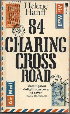 84 Charing Cross Road: Helene Hanff: 9780860074380: Amazon.com: Books