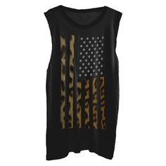 Amerika Bowie Tank Unisex now featured on Fab.