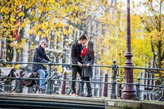 Romantische Love Shoot, Amsterdam, Pre-wedding, Engagement shoot, prewedding, Holland, Verlovingsshoot