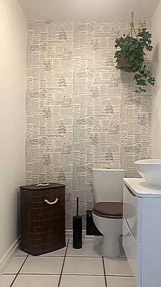 Diy Home Decor Easy, Diy Home Crafts, Bathroom Wall Decor, Room Decor Bedroom, Enterier Design, Kitchen Wallpaper, Minimalist Home Decor, Luxury Home Decor, Modern House Design