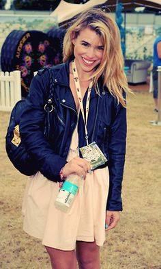 The most gorgeous woman in all of time and space: Billie Piper