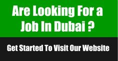 http://www.dubaicitycompany.com --> Looking for a jobs in Dubai or London ? Please register with Dubai City Company