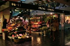 Mercado_San_Anton 02 Santa Lucia, Mercado San Anton, Craft Markets, Farmers Market, Madrid, Bradford, Travel, Image, Saints