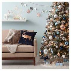 Winter Plastic Faceted Christmas Ornament (Assorted Styles) - Wondershop™ : Target