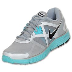 Nike Lunarglide running shoes...the most comfortable pair of shoes I've had on my feet
