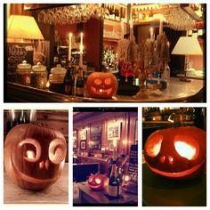 Brasserie Blanc Chancery Lane Halloween 2012