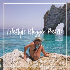 Lifestyle Blogger Mobile Lightroom Presets