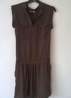 À vendre sur #vintedfrance ! http://www.vinted.fr/mode-femmes/autres-robes/26323979-robe-kaki-promod