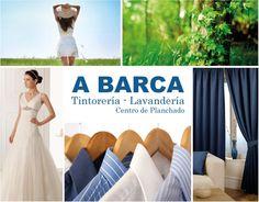 Tus prendas nunca han estado en tan buenas manos,,, Tintorería Lavandería A Barca.