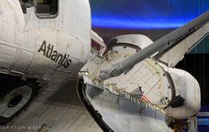 #Space #Shuttle #Atlantis