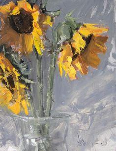 Josh Clare 2011 - Partly Sunny 8x10