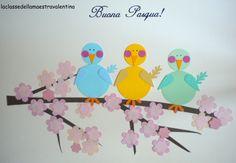 cherry-birds craft