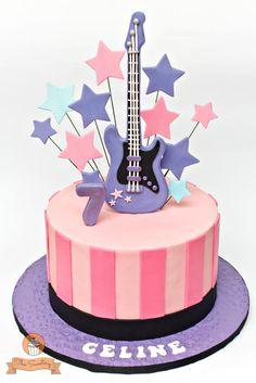 Mkm.Rockstar Cake