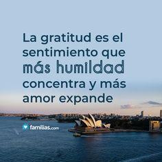 Se agradecido siempre