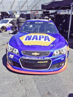#25 Napa Chevy.  #JrMotorsports2015  http://www.pinterest.com/jr88rules/jr-motorsports-2015/