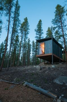 archatlas: Colorado Outward Bound Cabins... | THE KHOOLL