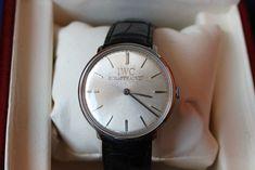 IWC - cal. 402 classic - 1410 -, men's watch, 1960 approx