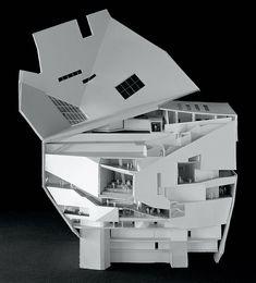 Casa da Música model | OMA