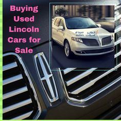 Tips For Buying Used Lincoln Cars For Sale Today Lincoln Models, Used Tools, Cars For Sale, How To Find Out, Tips, Cars For Sell, Advice, Hacks, Counseling