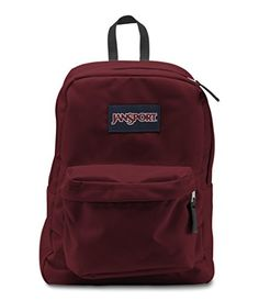 Jansport Backpack All Color Black Navy Grey Blue Purple Any Color!! BAG-COLOR: Burgundy JanSport http://www.amazon.com/dp/B00EE008GS/ref=cm_sw_r_pi_dp_pg0Tub1Q5ZK33