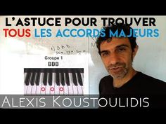 L'astuce pour mémoriser TOUS les accords majeurs au piano - YouTube Accord Piano, Piano Music, Youtube, Homeschooling, Studio, Art, Clarinets, Middle Fingers, Tutorials