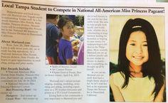 NAM Girl in The News!