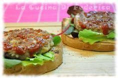 Tuna's burger