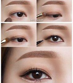 #makeup #asianmakeup #monolidmakeup