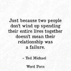 Ted Michael quote