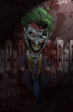 """I really love the Joker saying to Batsi """"talk face to face""""... Dead at the family arc is so good. Hope you like it!!!!"""