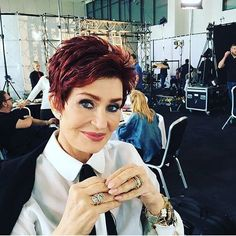 sharon osbourne hair - Google Search