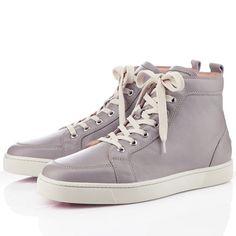 Christian Louboutin Rantus Orlato Men's Sneakers Bleached Sand