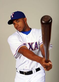Elvis Andrus...my favorite player...awesome short stop!!
