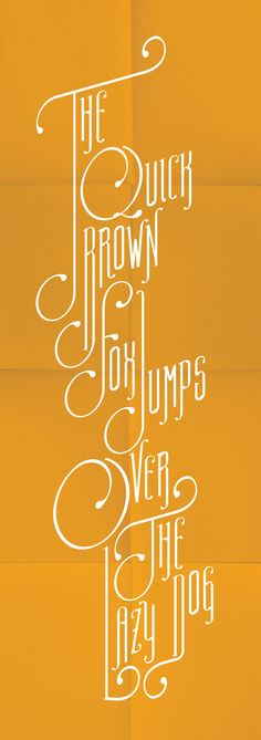 Neo Orient Type by Ugur Islim The quick brown fox jumps over the lazy dog.
