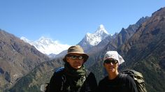 Everest is the most popular trekking route in Nepal, where you get to see 4 mountain which are more than 8 thousand mtr high and the place is so different than back home of course cause of the beautiful khumbu Galciar,the mountain view around , Sherpa farm , their society ,culture , the way they talk with the people etc
