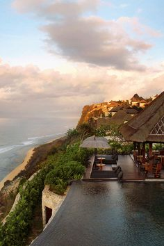 Bulgari Hotels & Resorts, Bali, Indonesia is the FHRNews #AmexFHR #luxury #hoteloftheday for Wednesday, February 1.
